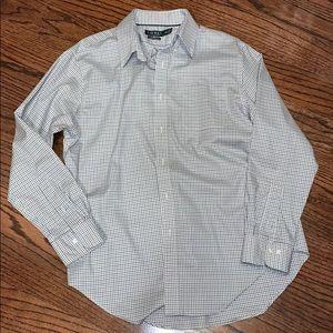 Mens Ralph Lauren button down shirt
